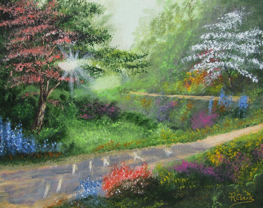 Springtime Morning by Robert Clark