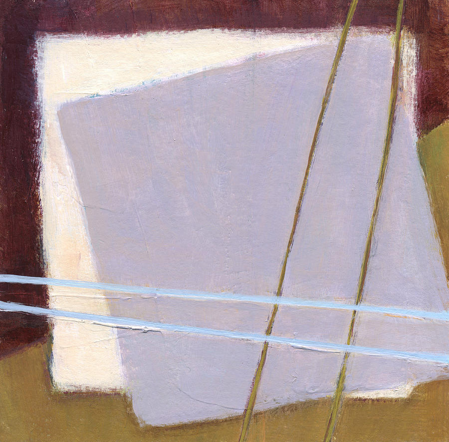 Acrylic Painting - Squares 3 by Alice Kirkpatrick