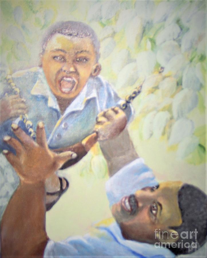 Squeals of Joy by Saundra Johnson