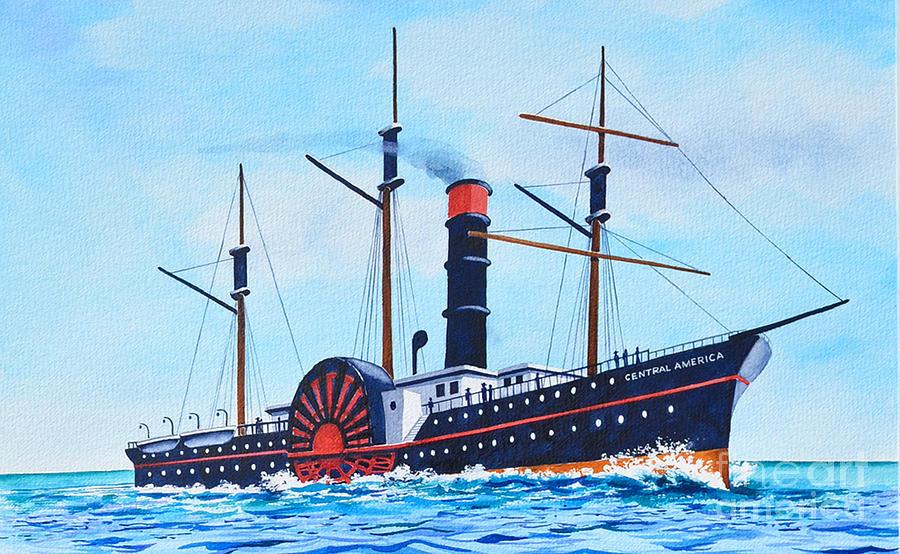 SS central America