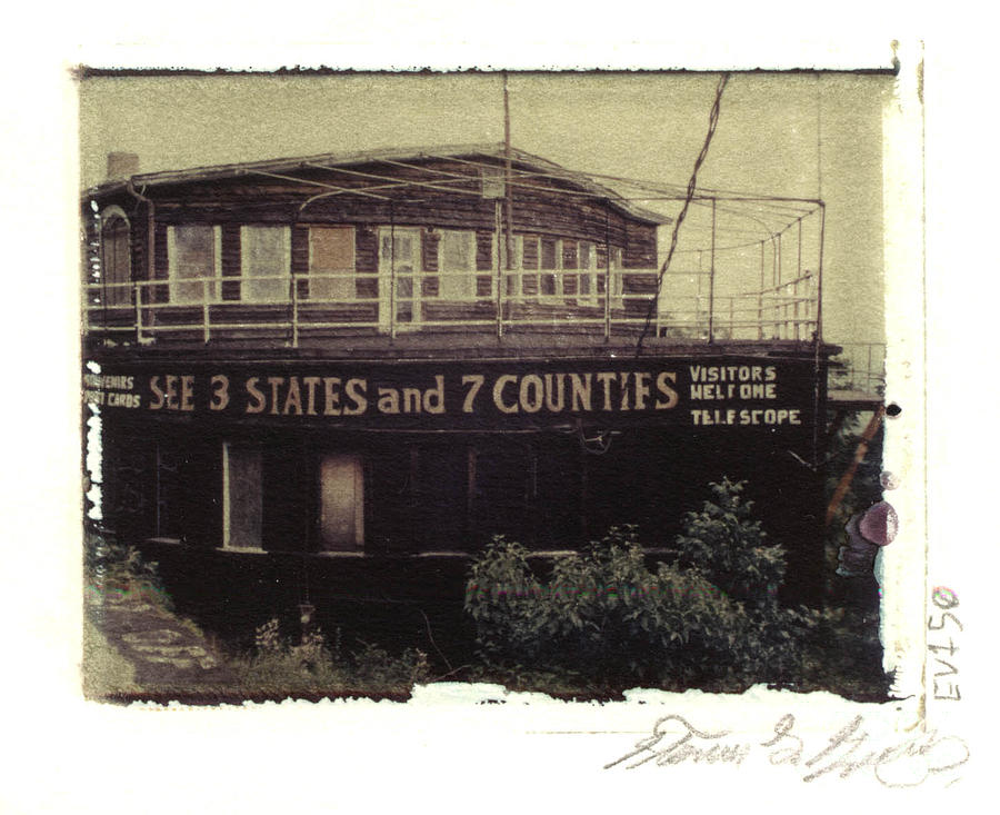 Pittsburgh Photograph - S.s. Grand View Hotel...ship Of The Alleghenies Prow by Steven  Godfrey