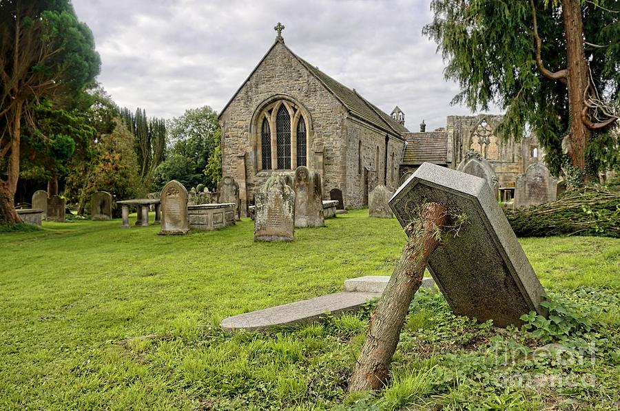 St Agatha Photograph - St Agathas Church by Smart Aviation
