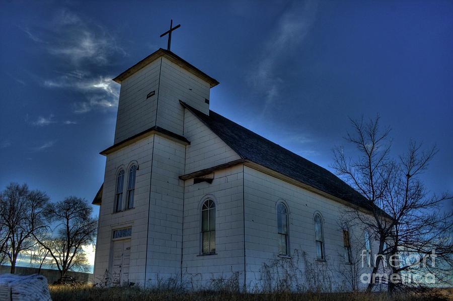 St Agnes by Tony Baca