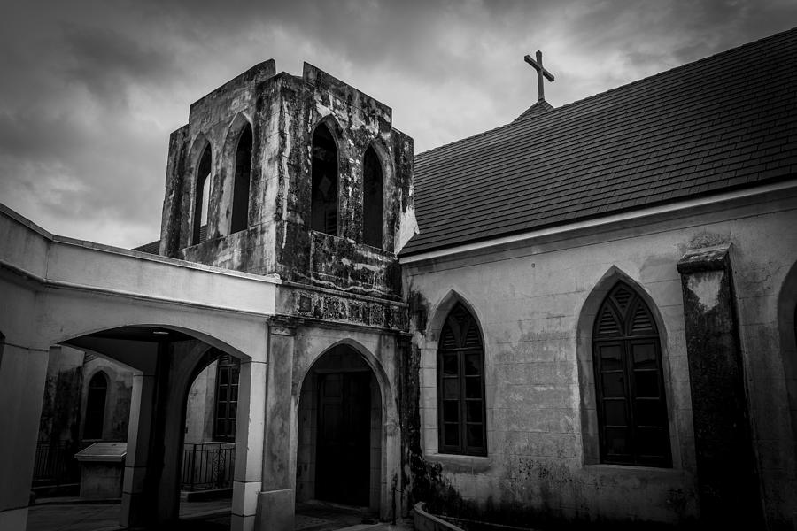 Saint Photograph - St. Francis Xaviers - 1 by Vincent Asbjornsen