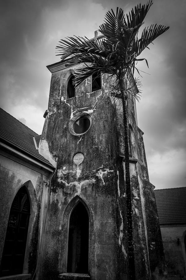 Saint Photograph - St. Francis Xaviers - 2 by Vincent Asbjornsen