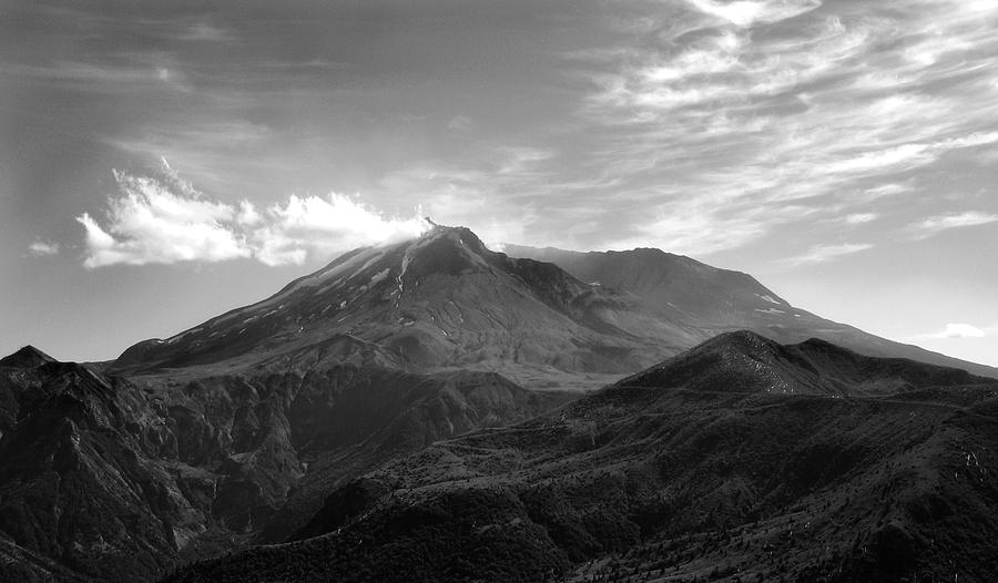 Landscape Photograph - St. Helens by Ty Nichols