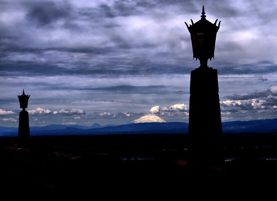 Mount Photograph - St. Helens Viewpoint by John Winner