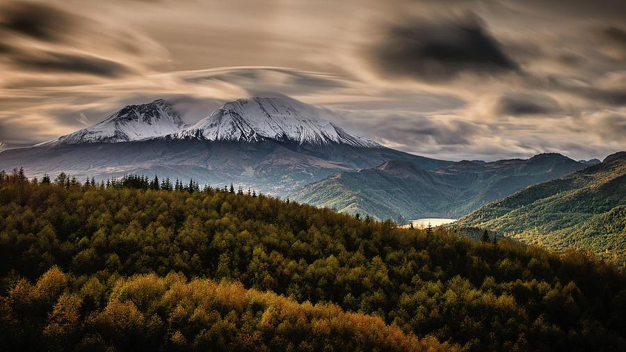 St. Helens Wrath by Dan Mihai
