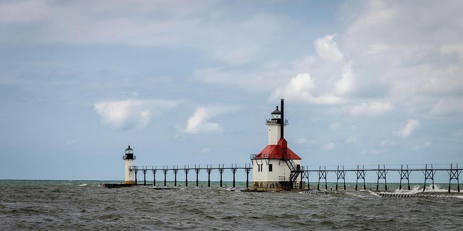 St. Joesph Lighthouse by Steve L'Italien