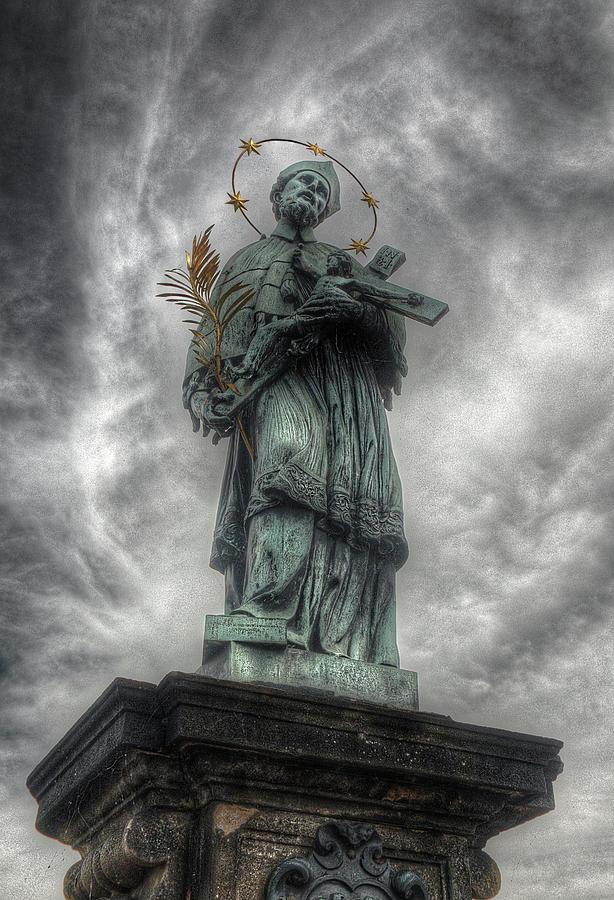 St John Nepomuk by Michael Kirk