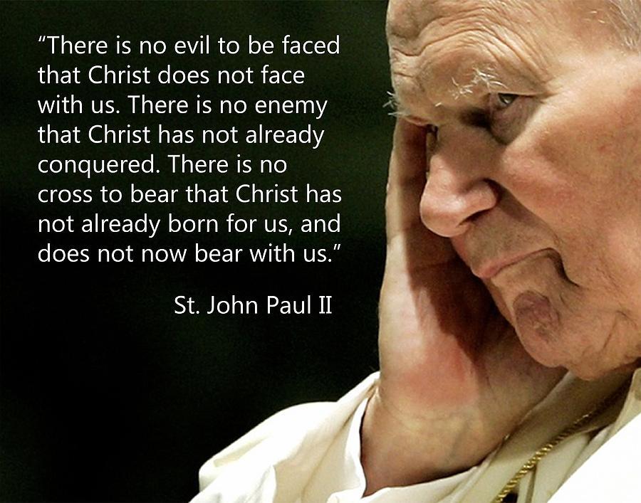 John paul 2 quotes