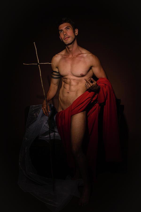 St. John the Baptist by Rick Saint