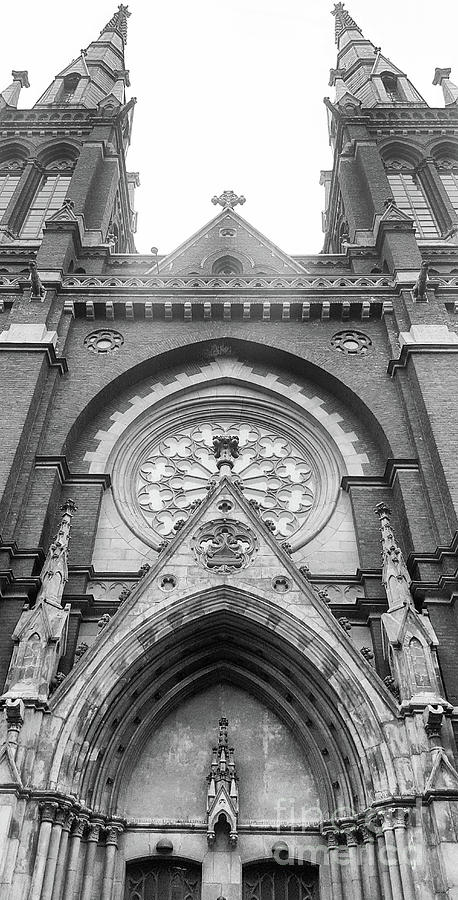 Saint Photograph - St. Johns Cathedral In Helsinki, Finland. by Cesar Padilla