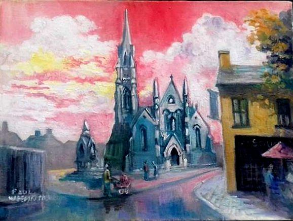 ST JOHNS CATHEDRAL LIMERICK  IRELAND by PAUL WEERASEKERA
