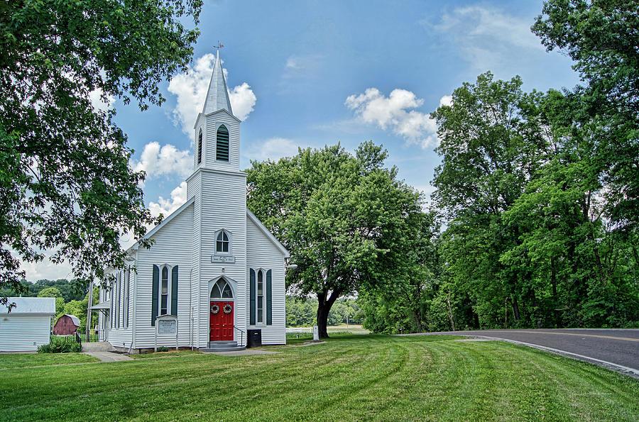 St. John's Church by Cricket Hackmann