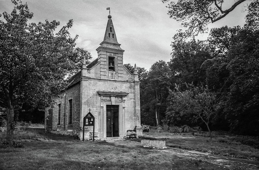 St Photograph - St. Johns Church in Little Gidding by Ross Henton