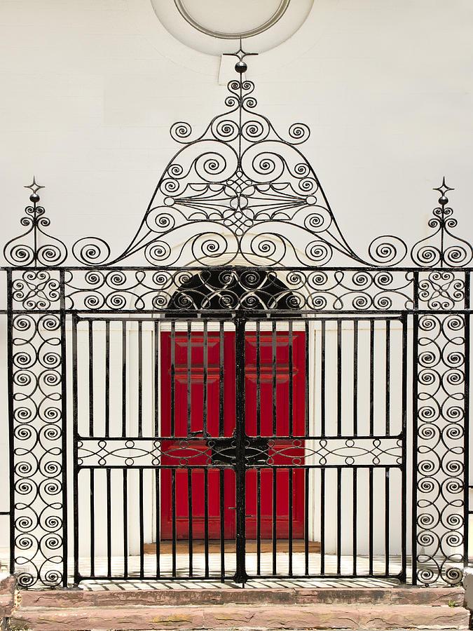 St. John's Gate by Sandra Anderson