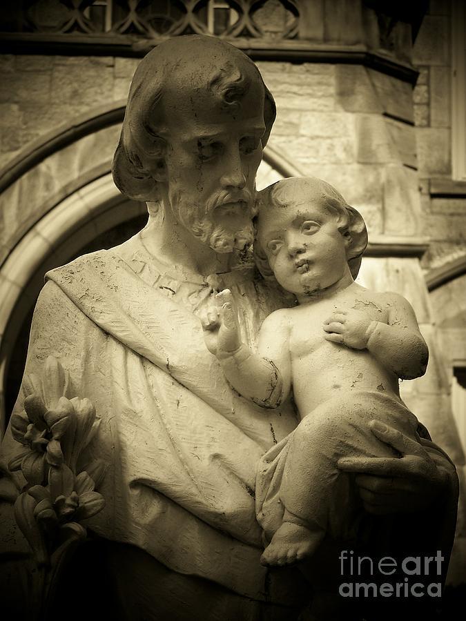 St Joseph Photograph - St Joseph Buffalo Ny by Geraldine Liquidano
