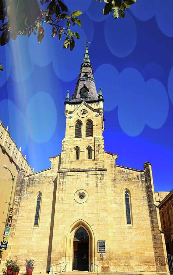 St. Joseph Church San Antonio by Judy Vincent