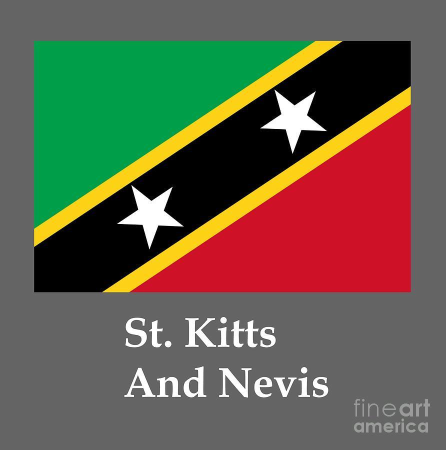 Image result for St. Kitts & Navis flag, name