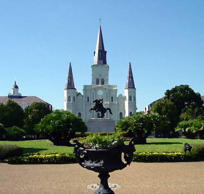 St. Louis Cathedral Photograph by Philip Pressler