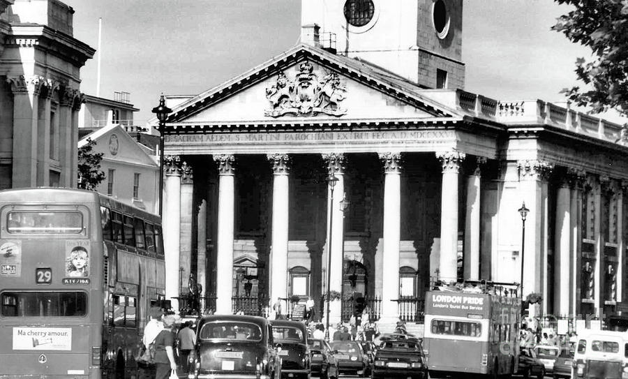 St Martins In The Fields London England Photograph