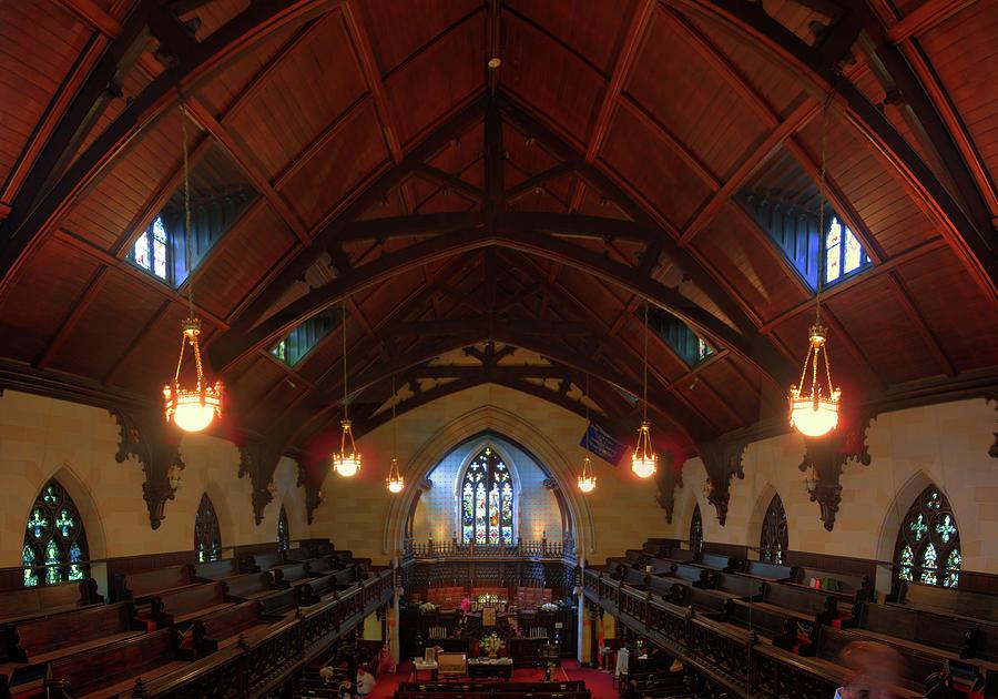 St Pauls Photograph - St Pauls Church by Larry Simanzik