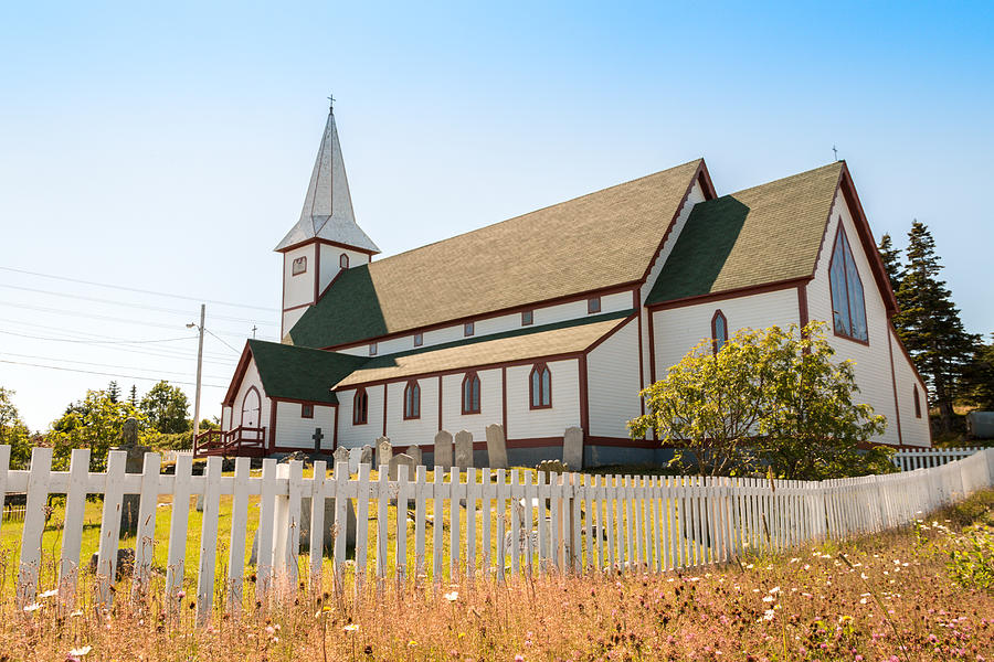 St. Peter's Church, Catalina NL by Crystal Fudge