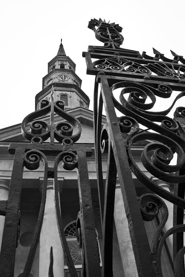 St. Philips Church  Photograph by Dustin K Ryan