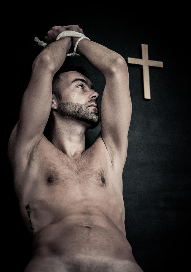 St. Sebastian by Rick Saint
