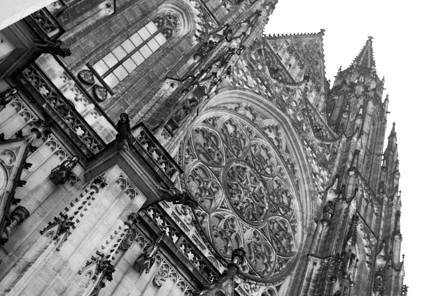 St. Vitus Cathedral 1 by Matthew Wolf