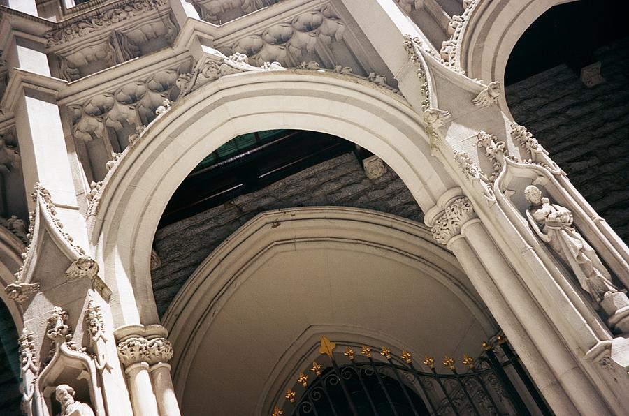 Churches Photograph - Stability by Alex Archer