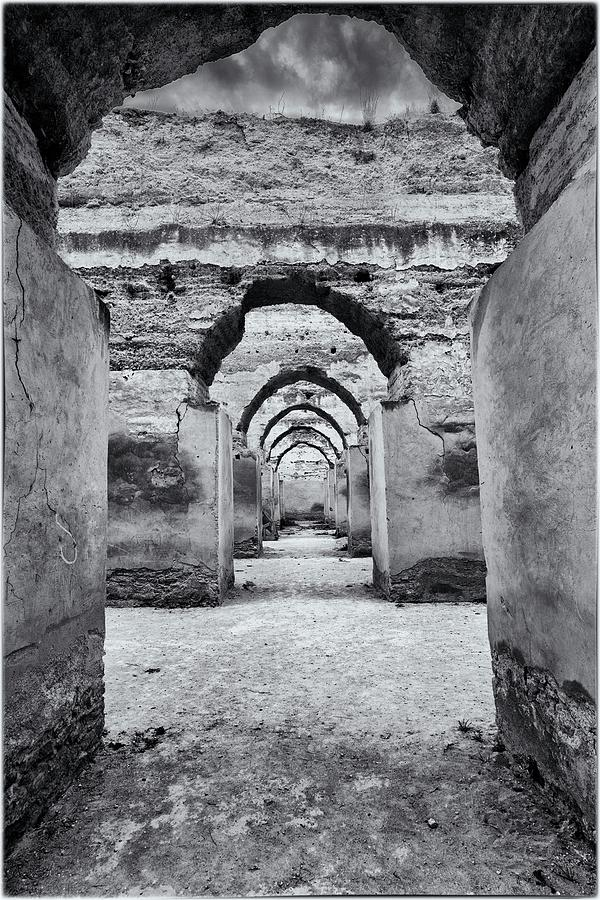 Stable Arches by Geoff Coleman