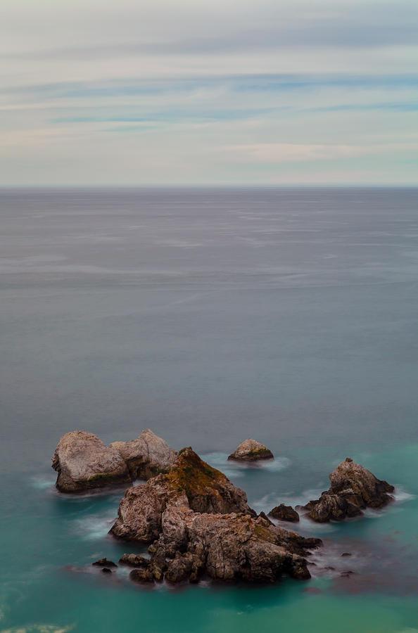 Landscape Photograph - Stacked Rocks by Jonathan Nguyen