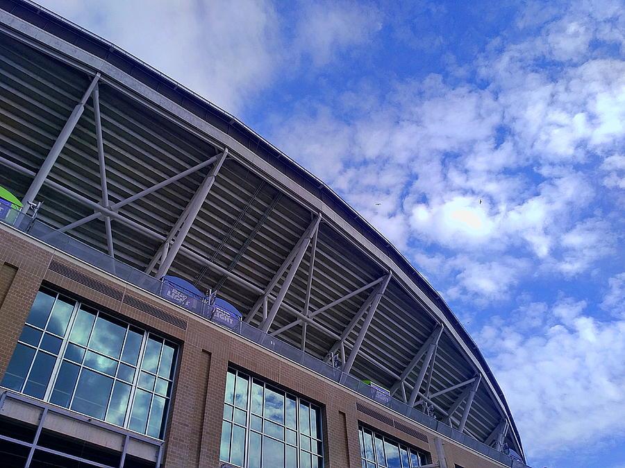 Stadium by TJ Scar