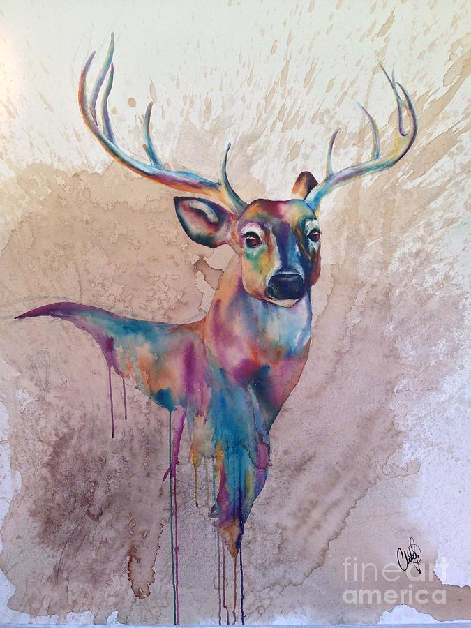 Stag Spirit by Christy Freeman Stark