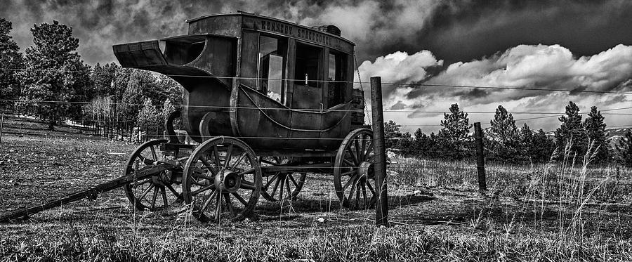 Stagecoach II by Ron White