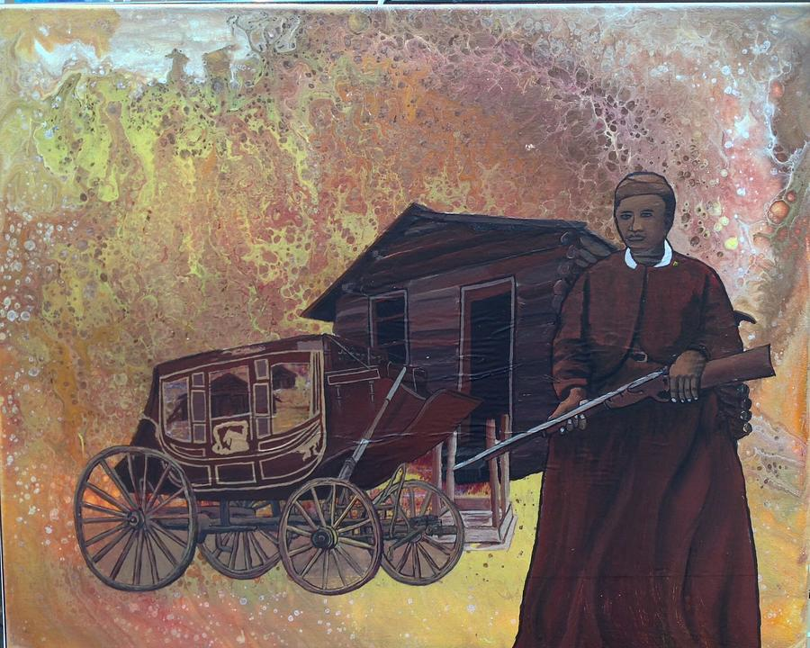 Stagecoach Mary by Karen Buford