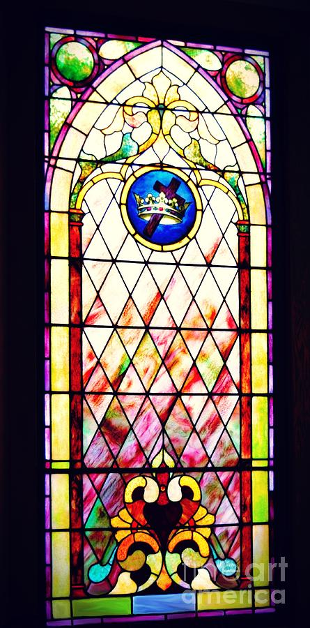 Stained Glass Window by Becky Kurth