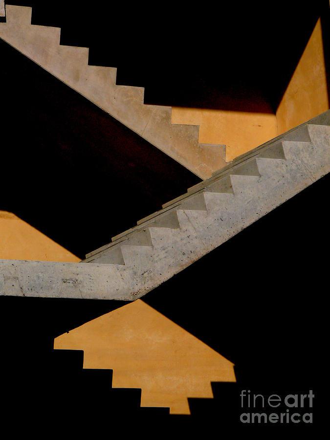 Staircase by Guntis Lauzums