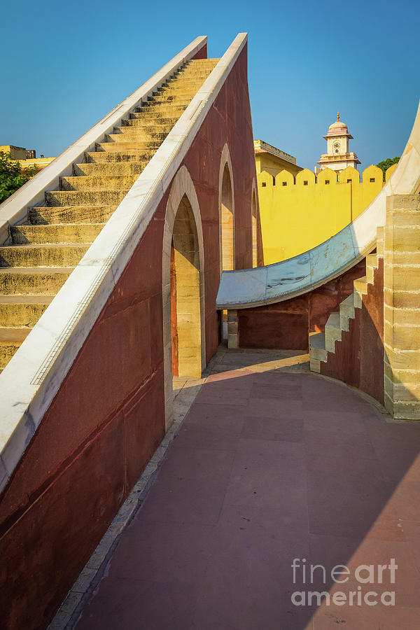 Asia Photograph - Stairway To Heaven by Inge Johnsson