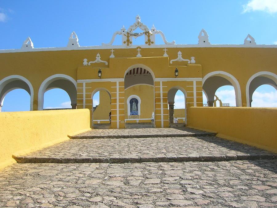 Mayan Photograph - Stairway To Heaven by Jonathan Kotinek
