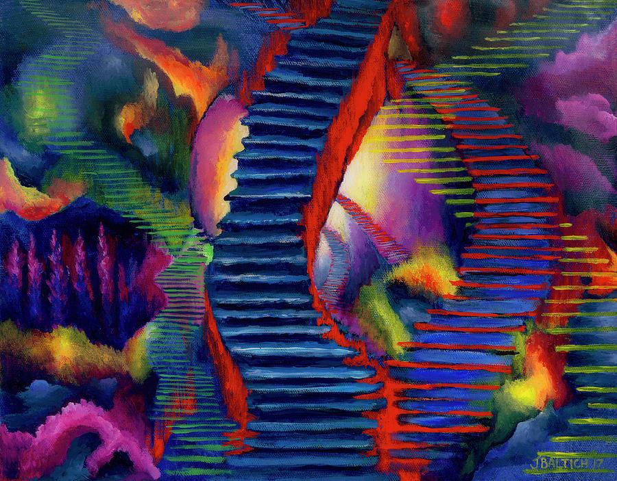 Stairways by Joe Baltich