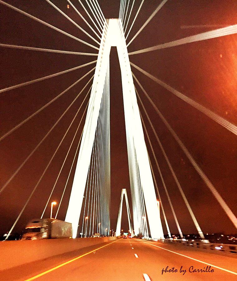 Stan Musial Veteran Memorial Bridge by Ruben Carrillo