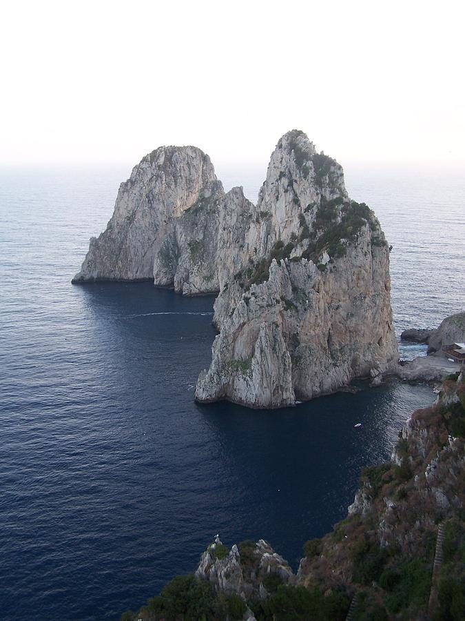 Capri Photograph - Standing Strong by Adam Schwartz