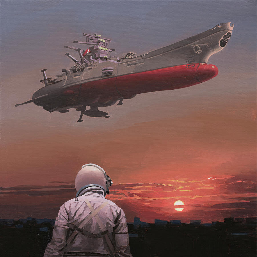 Star Blazers by Scott Listfield