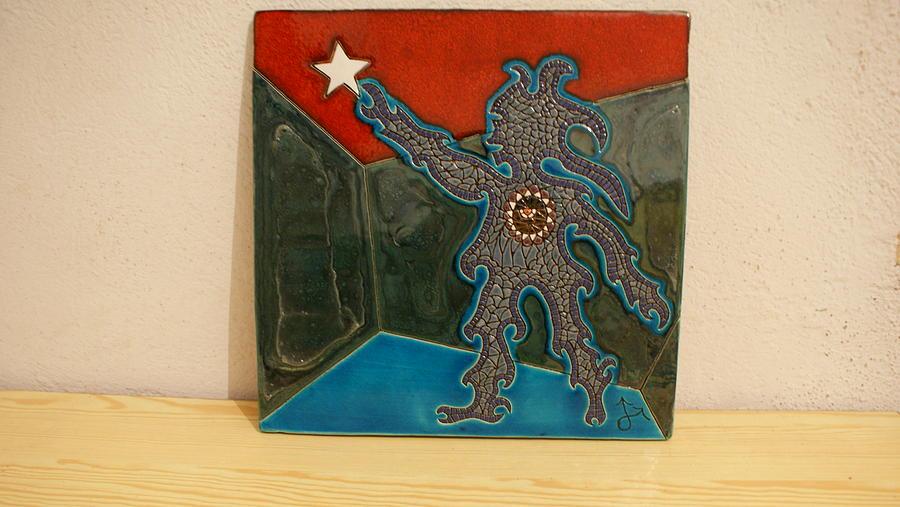 Star-room Relief by Jimi Camlik
