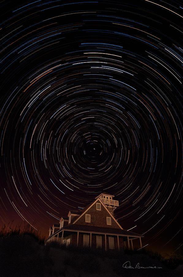 Star Trails 1634 Photograph