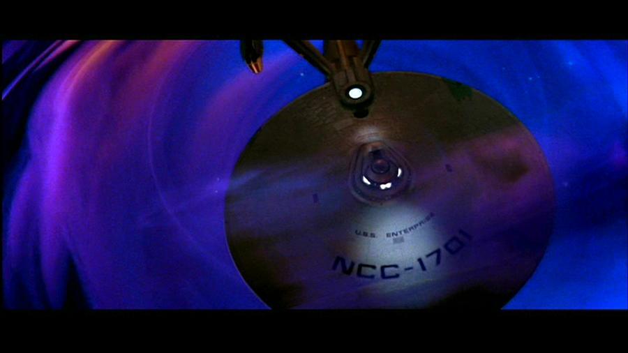 Data Digital Art - Star Trek II The Wrath Of Khan by Dorothy Binder