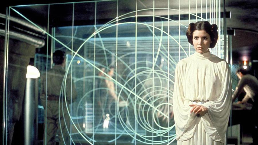 Star Wars Digital Art - Star Wars by Dorothy Binder